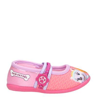 Paw Patrol meisjes pantoffels roze