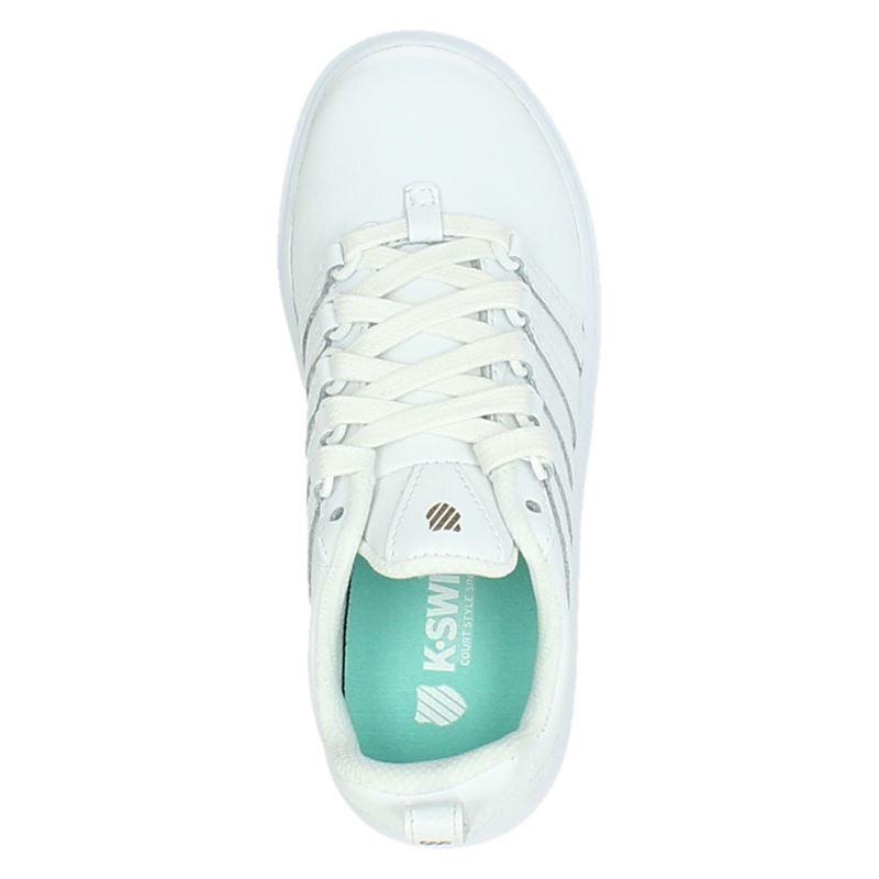 K-Swiss Kids Donovan - Lage sneakers - Wit