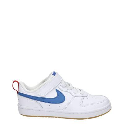 Nike Court Borough Low 2 - Klittenbandschoenen