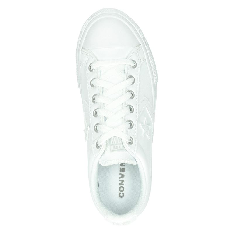 Converse Starplayer - Lage sneakers - Wit