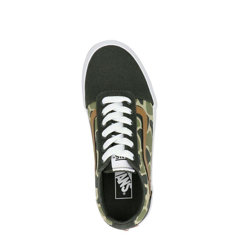 Vans Ward - Lage sneakers - Groen