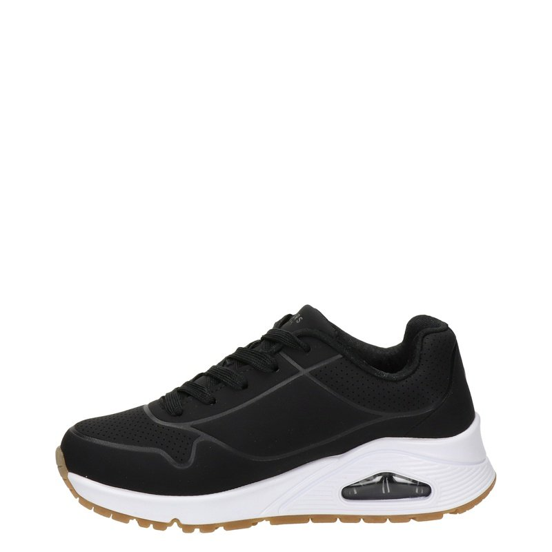 Skechers Stand On Air - Lage sneakers - Zwart