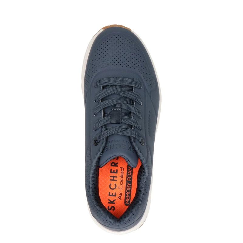 Skechers Street Uno - Lage sneakers - Blauw