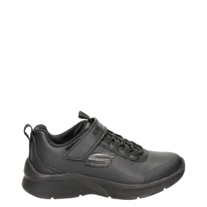 Skechers Microspec klittenbandschoenen