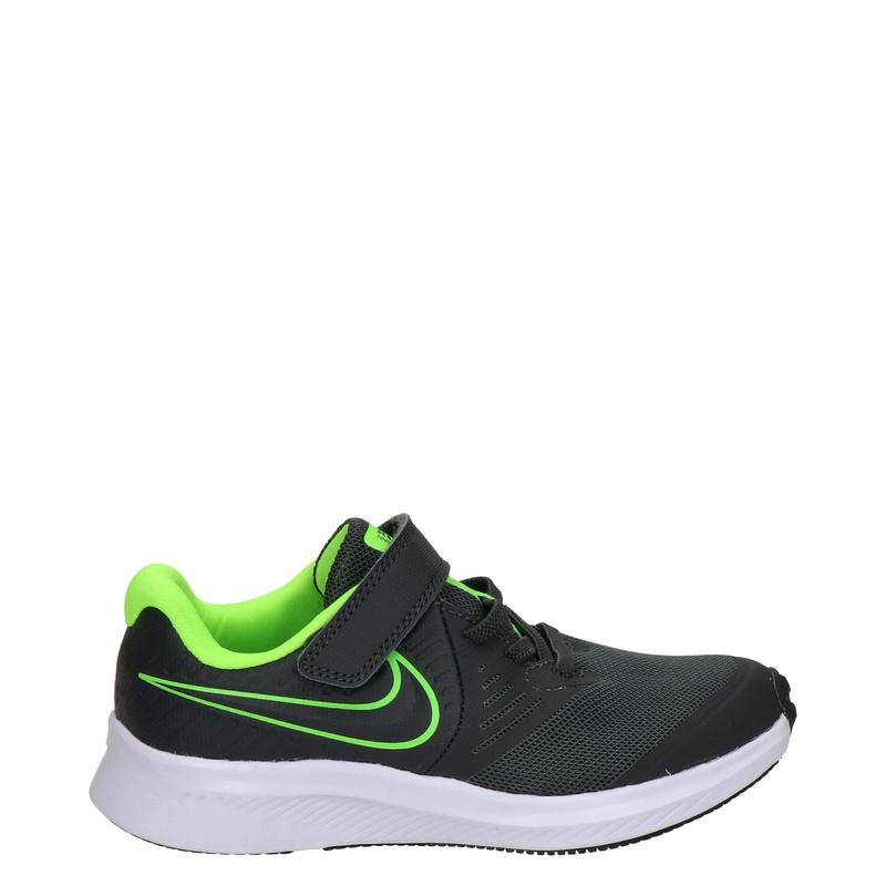 Nike Star Runner - Klittenbandschoenen - Grijs