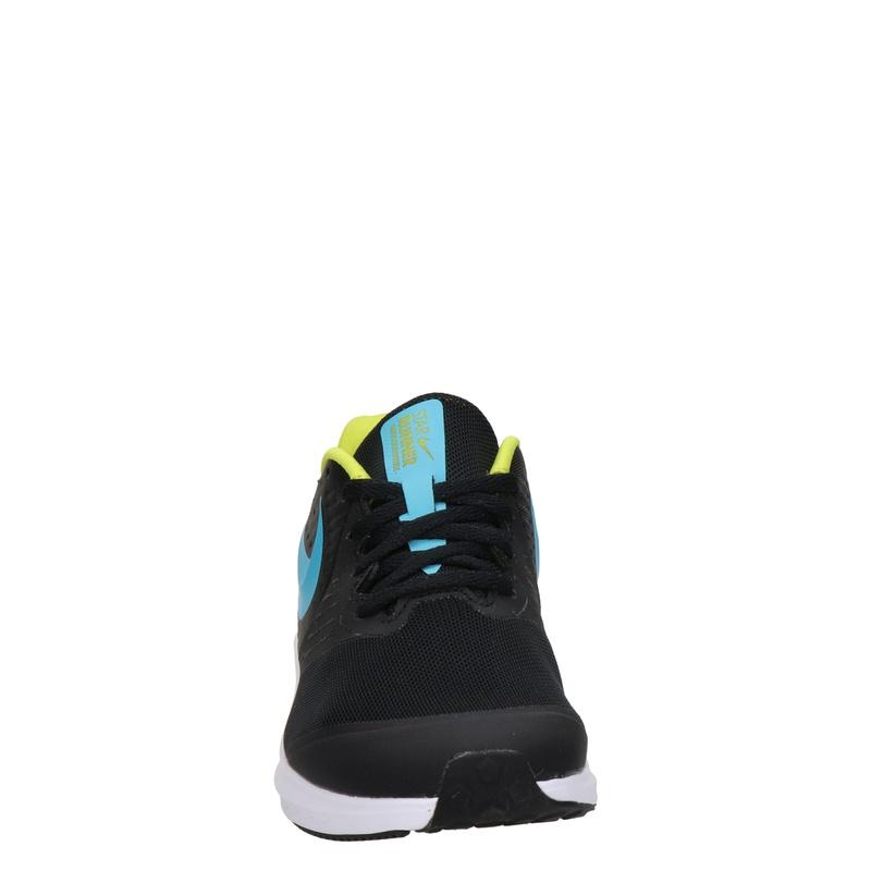 Nike Star Runner 2 GS - Lage sneakers - Zwart