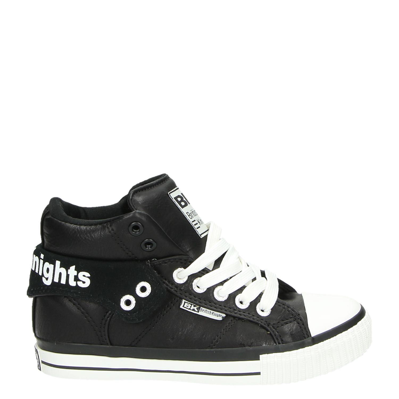 Chevaliers Noirs Britanniques Chaussures Roco Pour Les Hommes r4TD080Kf