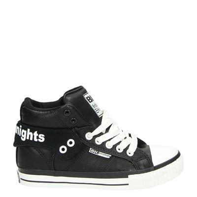 British Knights jongens/meisjes sneakers zwart