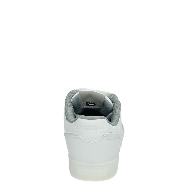 Skechers Energy Lights - Lage sneakers - Wit