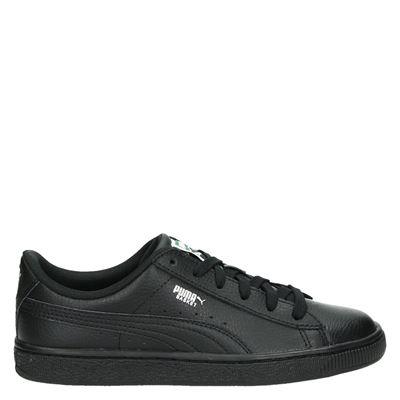 Puma jongens/meisjes sneakers zwart