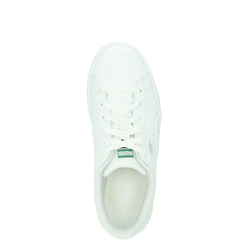 Puma Basket Classic - Lage sneakers - Wit