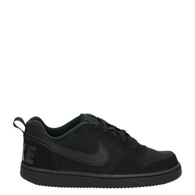 Nike jongens/meisjes sneakers zwart