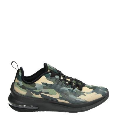 Nike jongens/meisjes sneakers bruin