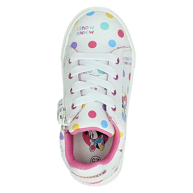 Disney - Lage sneakers - Wit