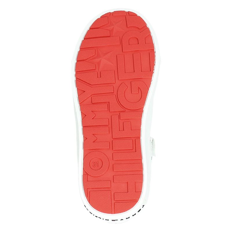 Tommy Hilfiger - Lage sneakers - Wit