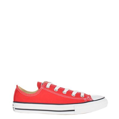 Converse jongens/meisjes sneakers rood