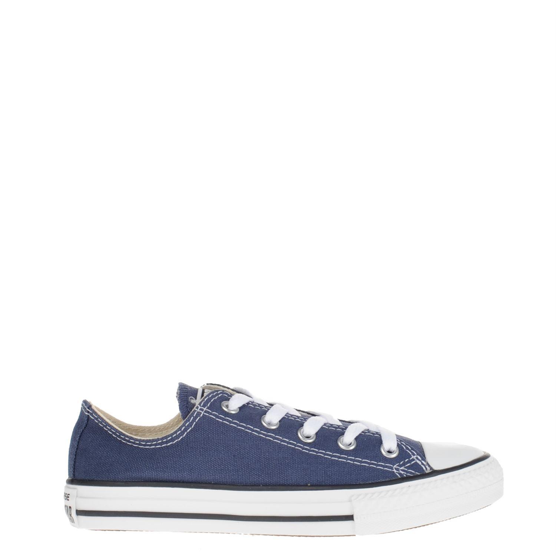 bc4c1ae86bd Converse All Star jongens/meisjes lage sneakers blauw