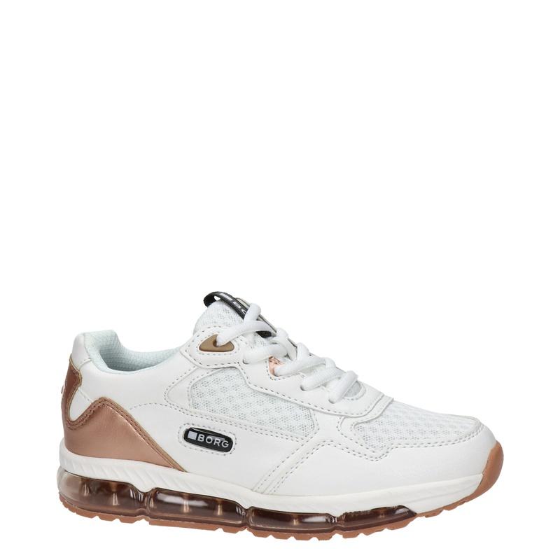Bjorn Borg X500 - Lage sneakers - Wit