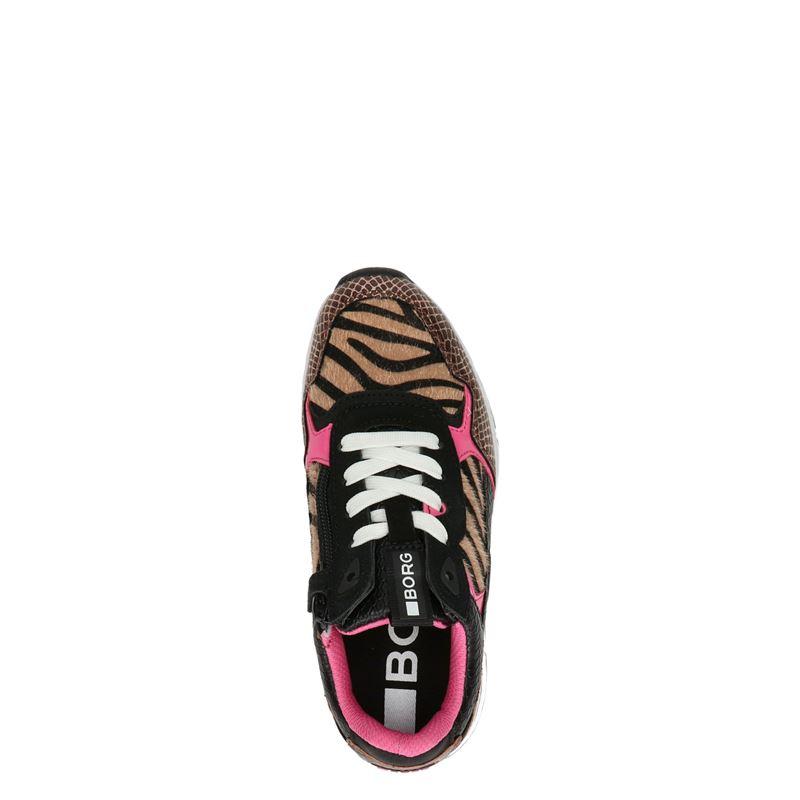 Bjorn Borg X500 PON Leo - Lage sneakers - Bruin