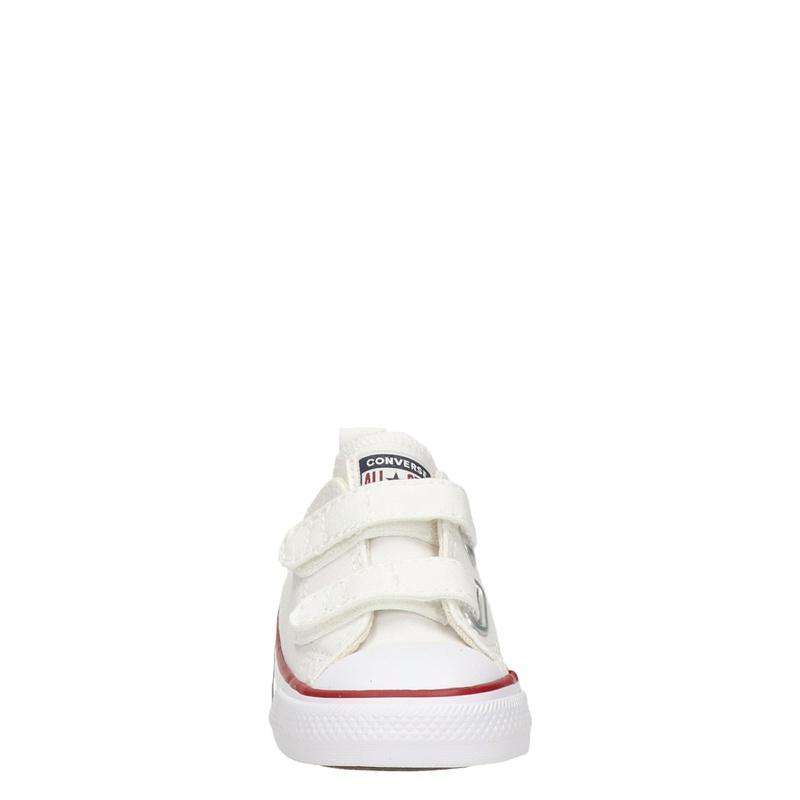 Converse Chuck Taylor All Star - Klittenbandschoenen - Wit