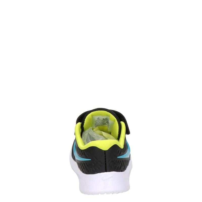 Nike Star Runner 2 - Klittenbandschoenen - Zwart