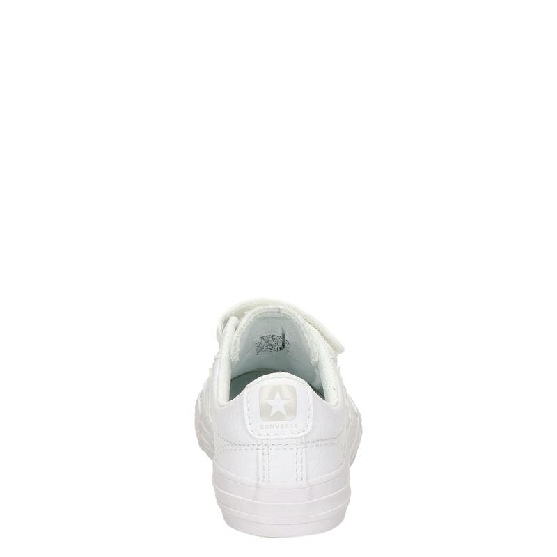 Converse - Klittenbandschoenen - Wit