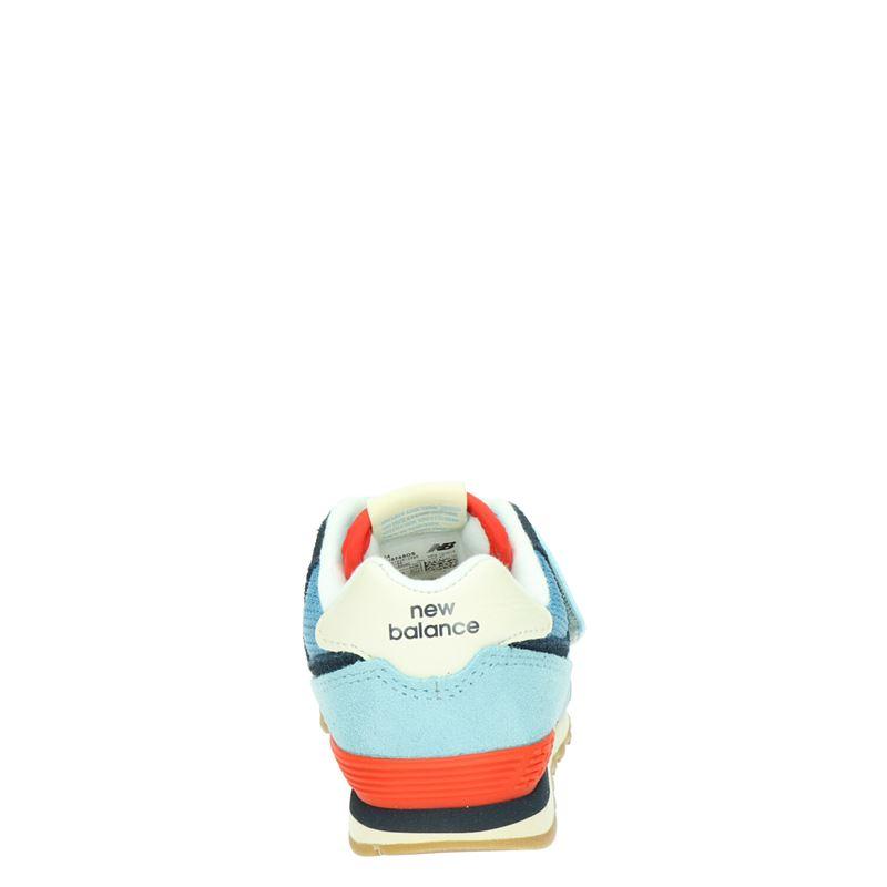 New Balance 574 - Klittenbandschoenen - Blauw