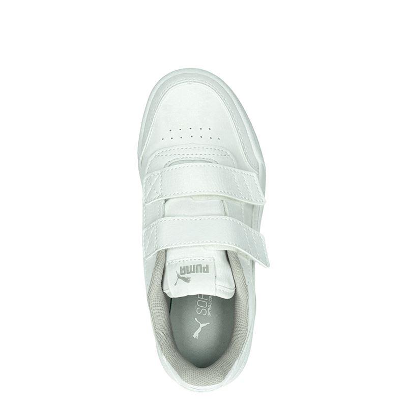 Puma Caracal - Klittenbandschoenen - Wit