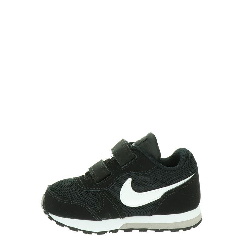 Nike MD Runner 2 Baby - Babyschoenen - Zwart