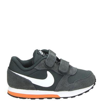 Nike jongens/meisjes babyschoenen grijs