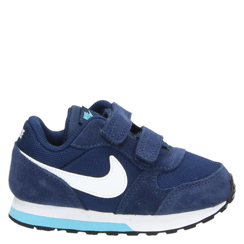 b9c246636bd Nike MD Runner 2 Baby jongens/meisjes babyschoenen blauw