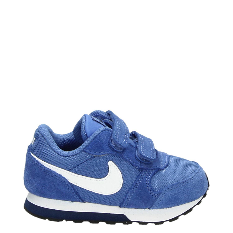 size 40 84f6b 341c2 Nike MD Runner 2 Baby jongens meisjes babyschoenen blauw