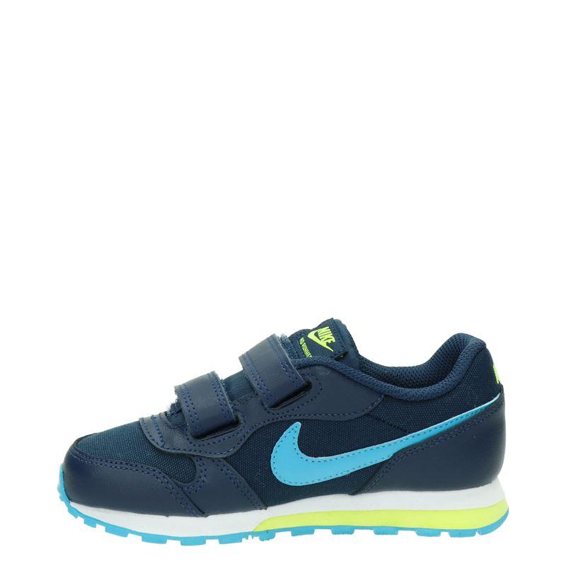 Nike MD Runner 2 - Lage sneakers - Blauw