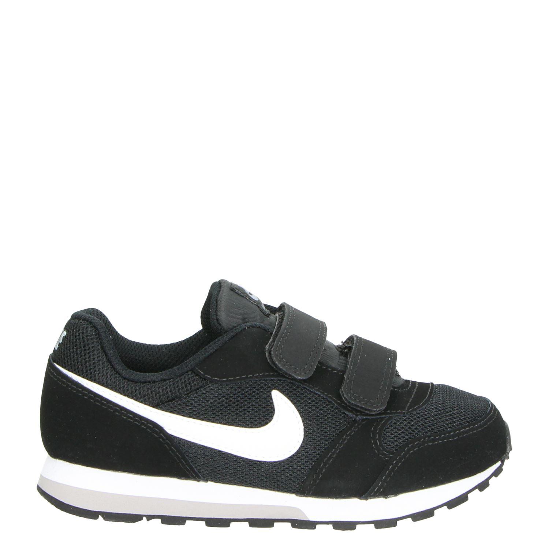 8b31d23cf26 Nike MD Runner 2 jongens/meisjes lage sneakers zwart