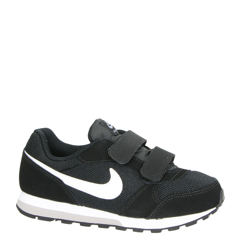 Nike MD Runner kindersneaker zwart
