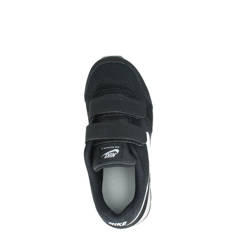 Nike MD Runner 2 - Klittenbandschoenen - Zwart