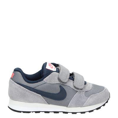 Nike jongens/meisjes sneakers grijs