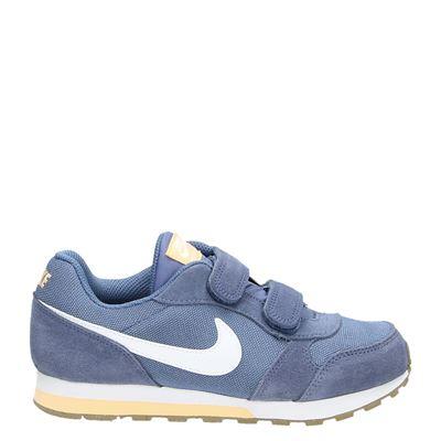 Nike jongens/meisjes sneakers blauw