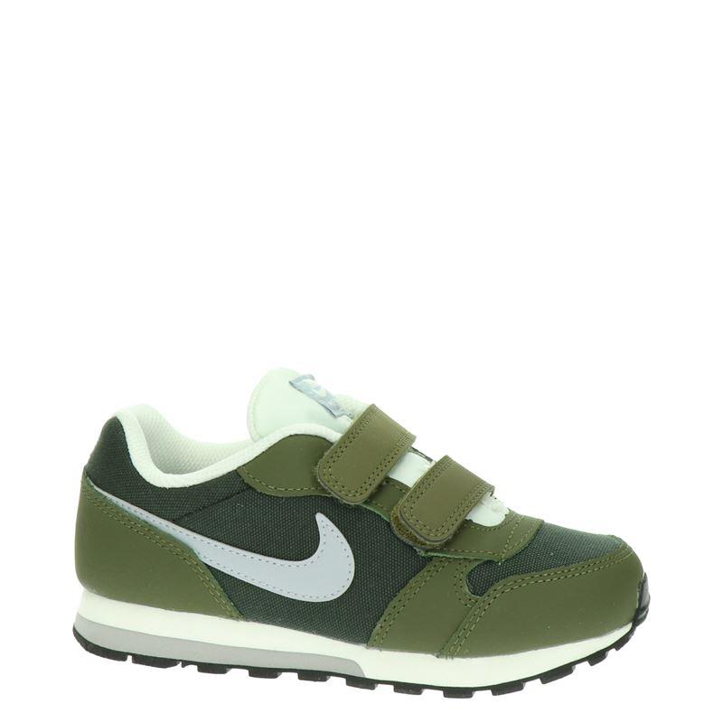 Nike MD Runner 2 - Klittenbandschoenen - Groen