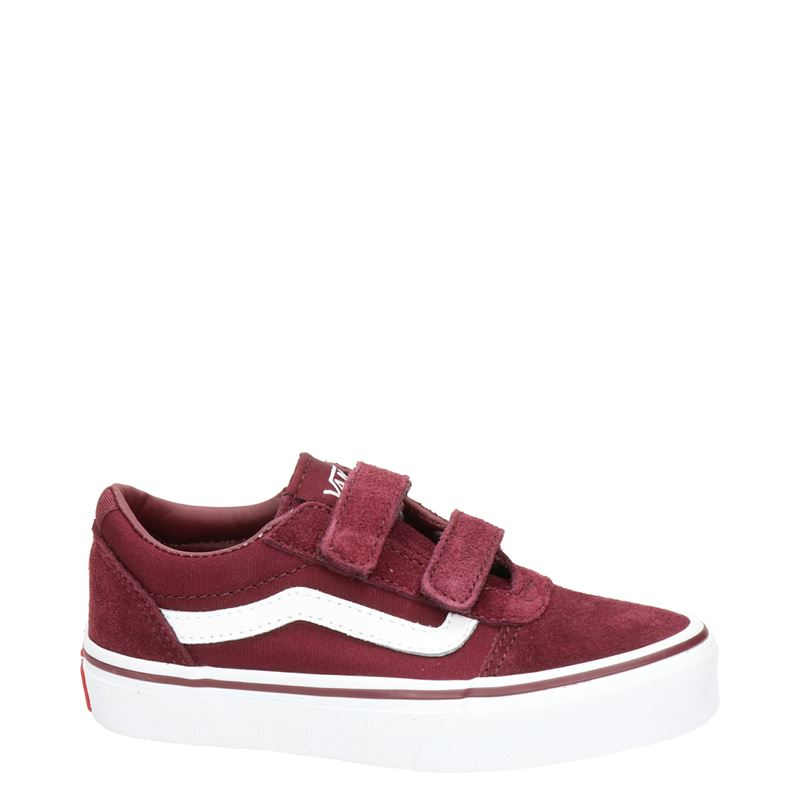 Vans Ward V - Klittenbandschoenen - Rood