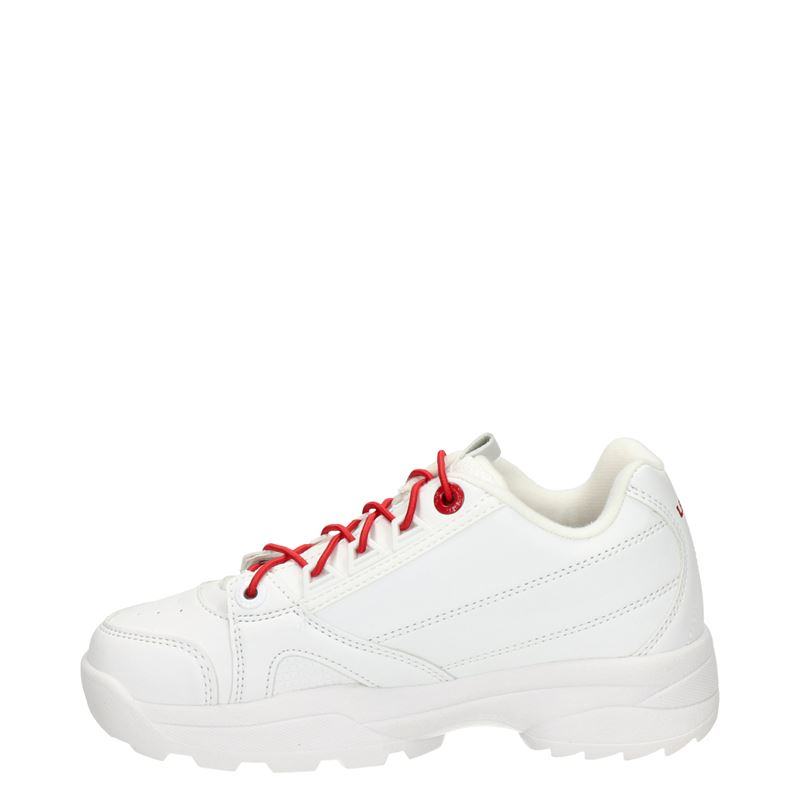 Levi's Soho - Dad Sneakers - Wit
