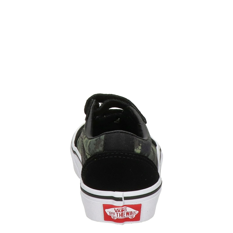 Vans Ward V - Klittenbandschoenen - Zwart