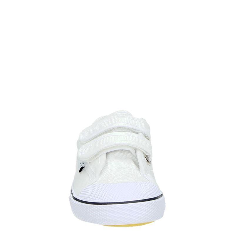 Rucanor Frankfurt Gymschoen - Klittenbandschoenen - Wit