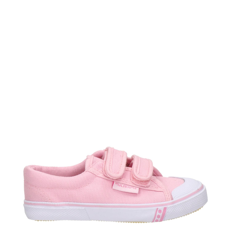 43b0c690cb3 Rucanor Frankfurt Gymschoen jongens/meisjes lage sneakers roze
