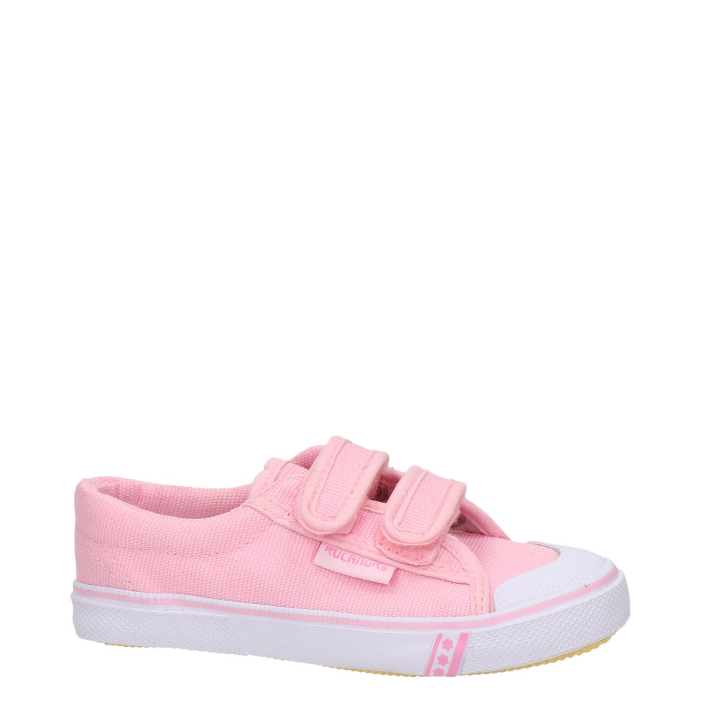 da001a23129 Rucanor Frankfurt Gymschoen jongens/meisjes lage sneakers roze