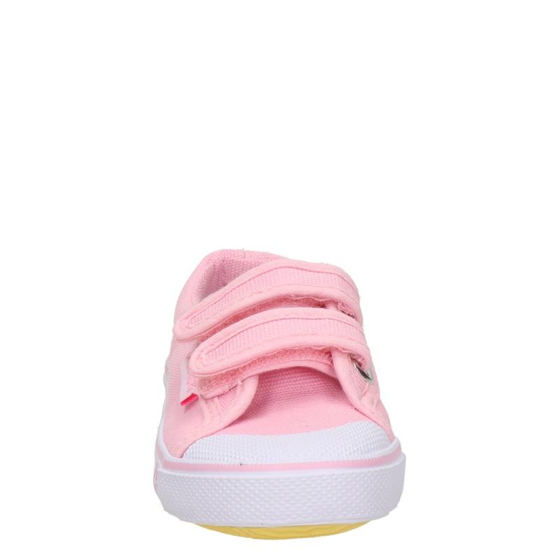 Rucanor Frankfurt Gymschoen - Klittenbandschoenen - Roze