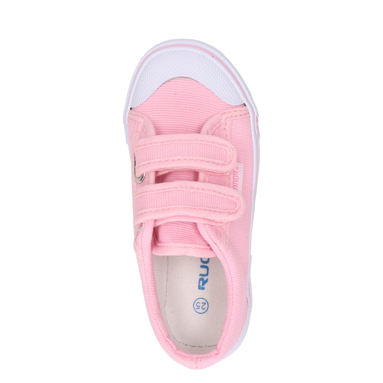c843988637b Rucanor Frankfurt Gymschoen jongens/meisjes lage sneakers roze