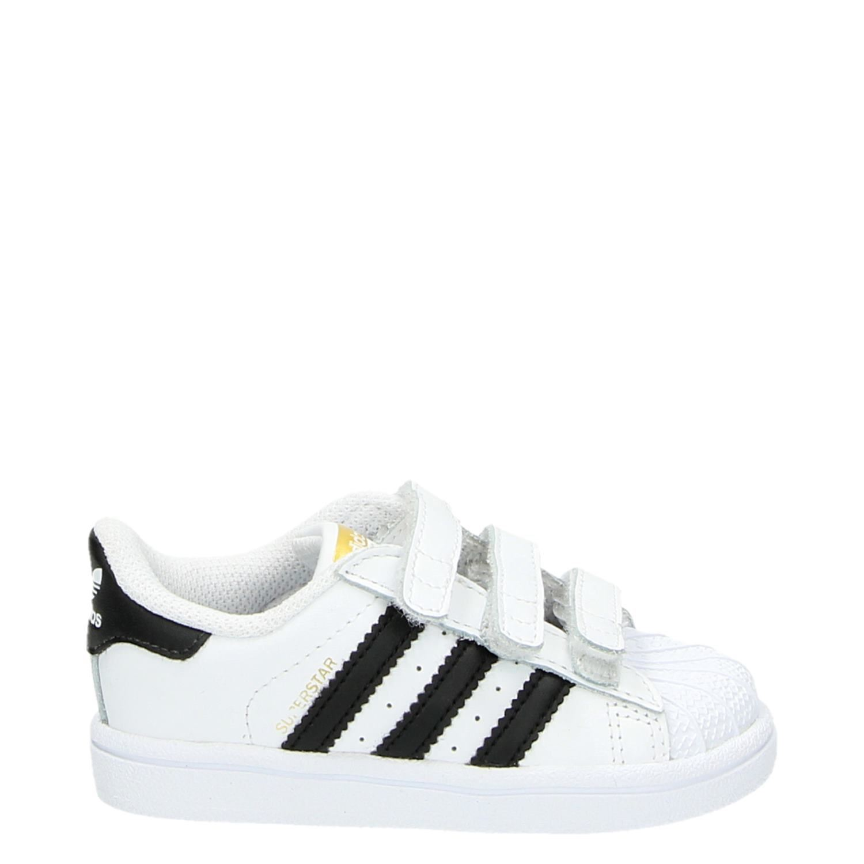 3f7d5e674b1 Adidas SUPERSTAR jongens/meisjes lage sneakers multi