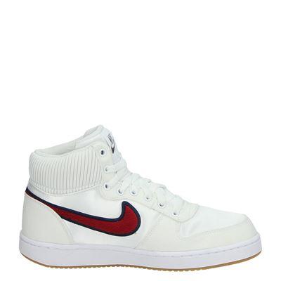 Nike jongens/meisjes sneakers wit