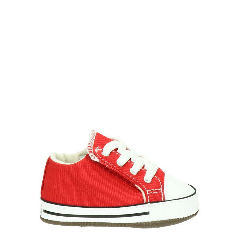 Converse Cribster - Babyschoenen - Rood
